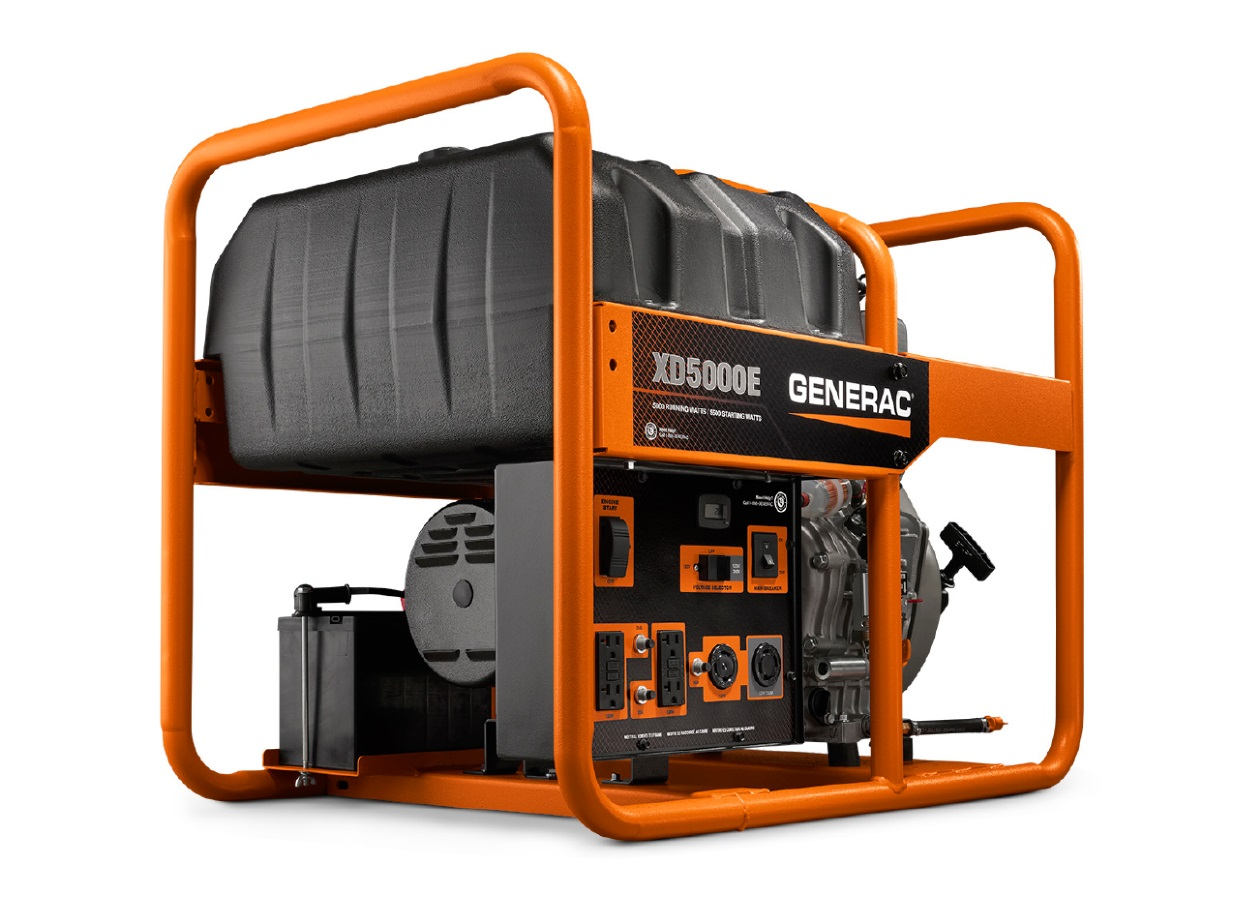 generator running cost: how much to run a portable generator?