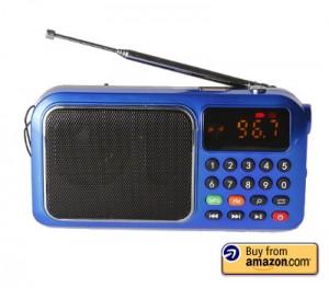 bannixing d-72e portable audio player