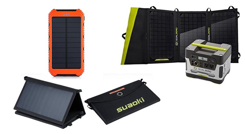 portable solar generator kits