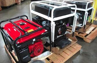 generac xd5000e portable diesel generator review model 6864. Black Bedroom Furniture Sets. Home Design Ideas